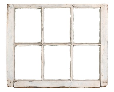 antique window pane simply chic