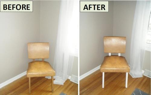 chair face lift