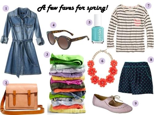 spring fashion 2013