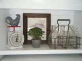 Farmhouse inspired decor