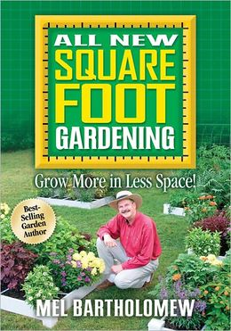 all new sqaure foot gardening
