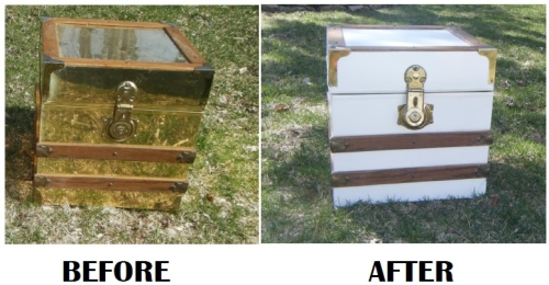 trunk makeover