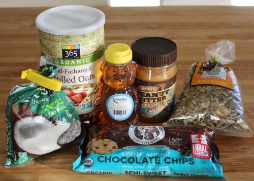 trail mix bar ingredients