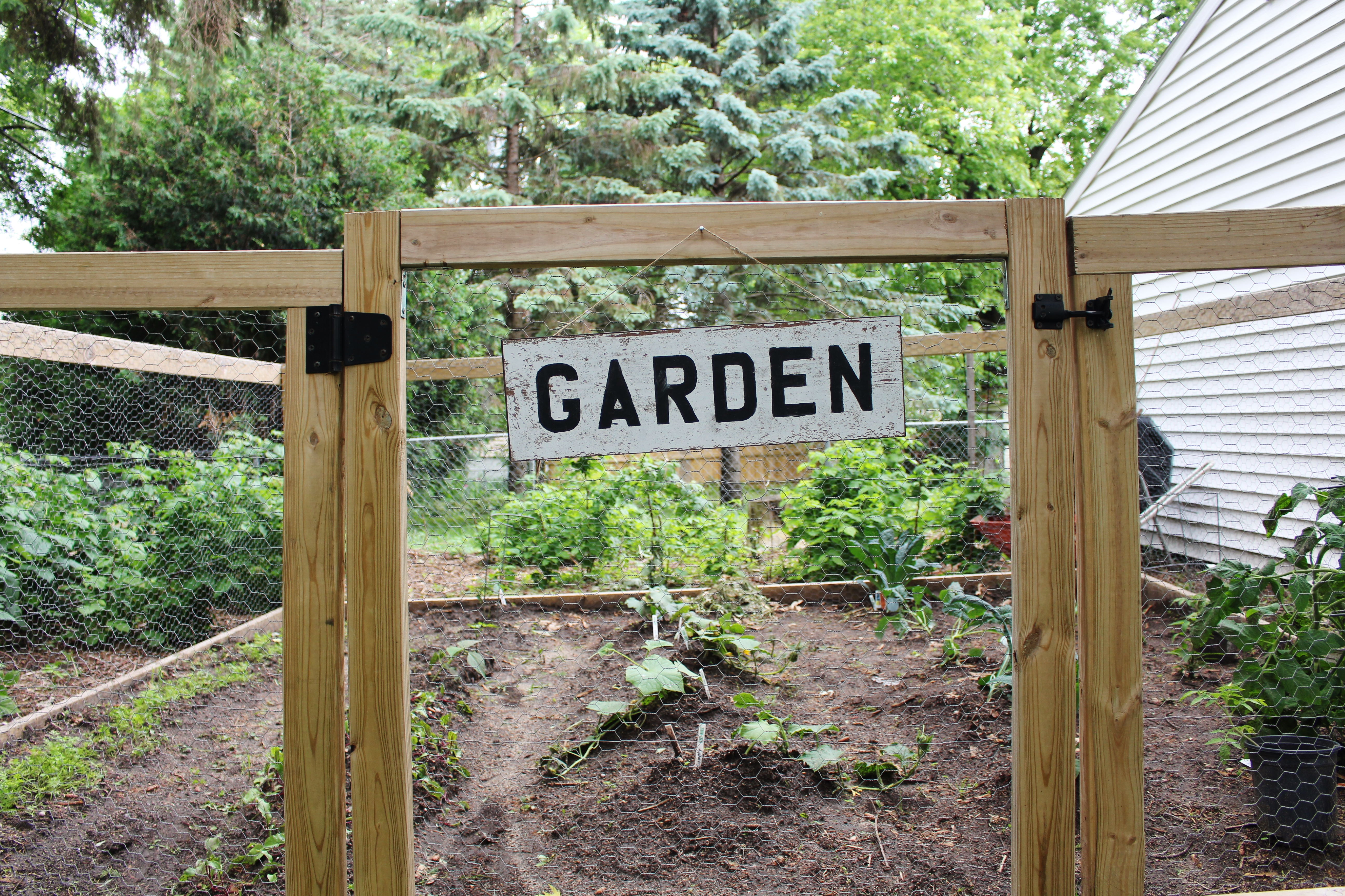 Garden Signs Garden Sign Idea Gallery Empress Of Dirt With Garden