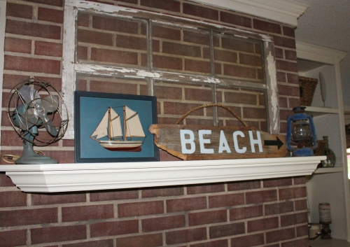 nautical mantel