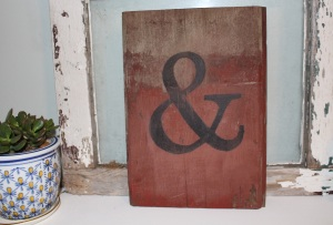 ampersand sign
