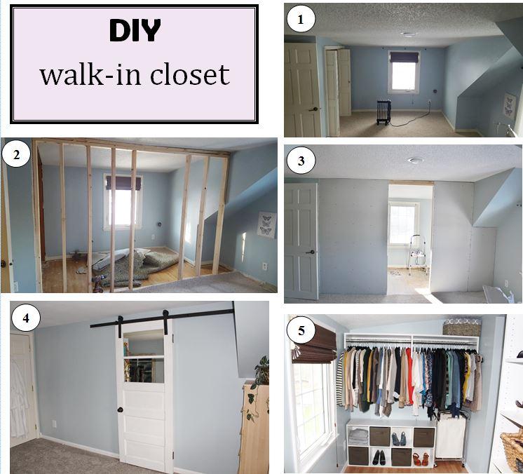 Closet Makeover Snapshot