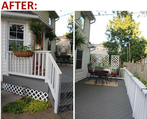 deck - after