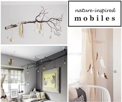 nature-inspired mobiles